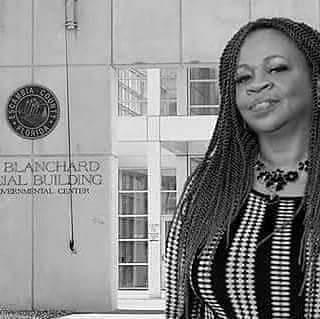 Evangelist/Author Gloria Woods
