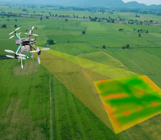Why Drones Are Taking the Agri Insurance Industry to New Heights?