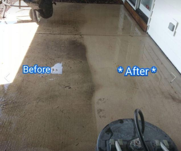 QUAD CITIES DRIVEWAY, WALKWAY, AND SURFACE CLEANING SERVICES