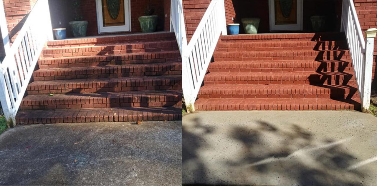 Paver Cleaning, Sealing, and Restoration