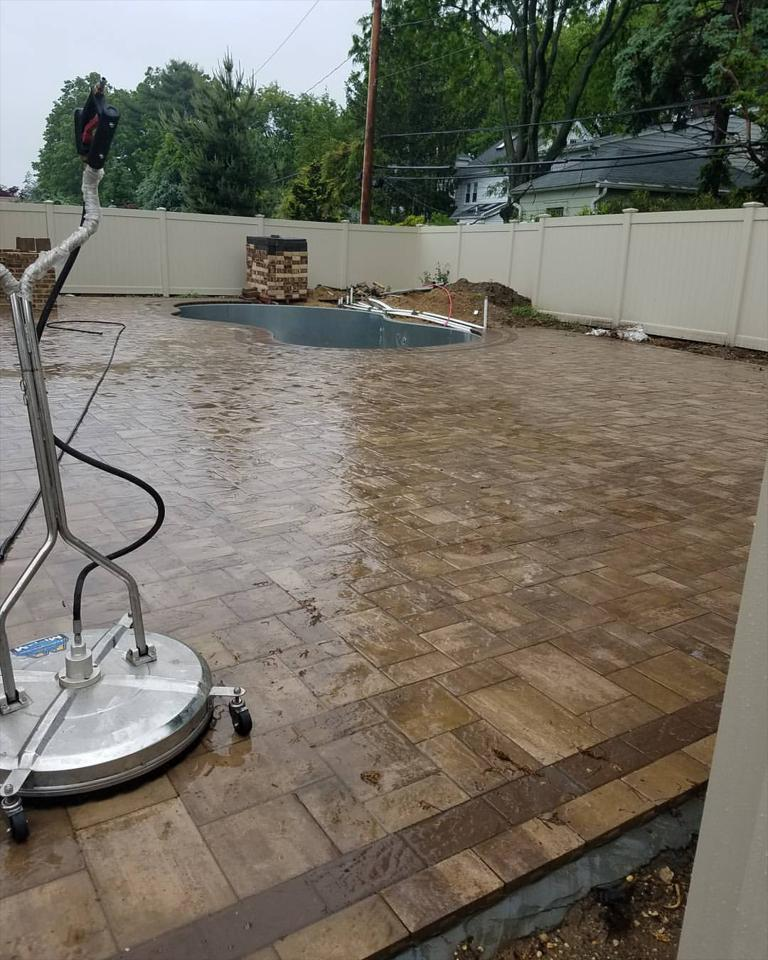 Residential Pressure Washing in Long Island and New York