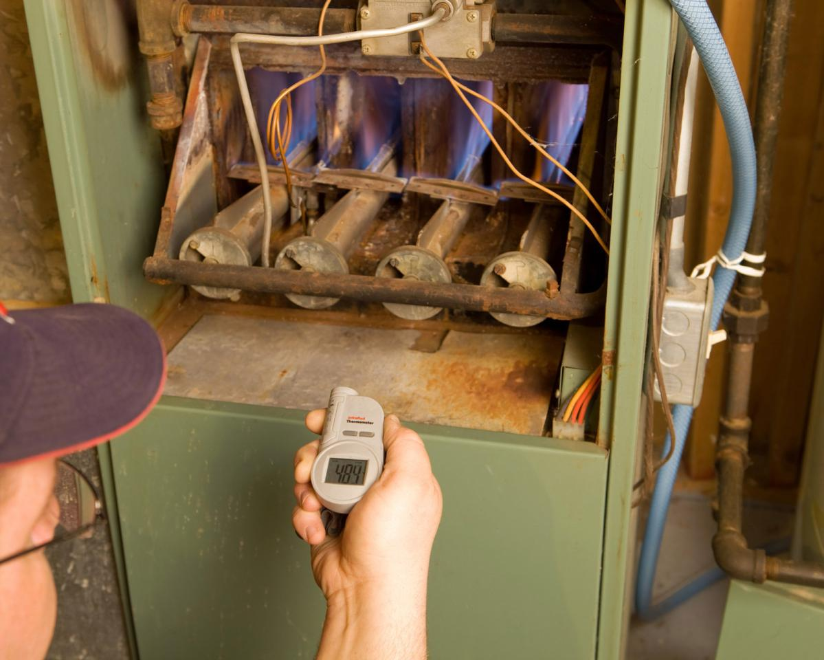 Gas & Electric Furnace Repair of all Makes & Models