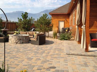 Davenport Landscape will transform your empty space outdoors into a comfortable family area.