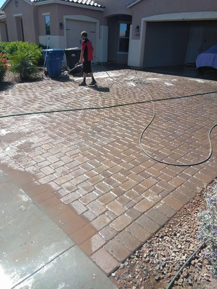 Glendale Pressure Washing and Exterior Cleaning