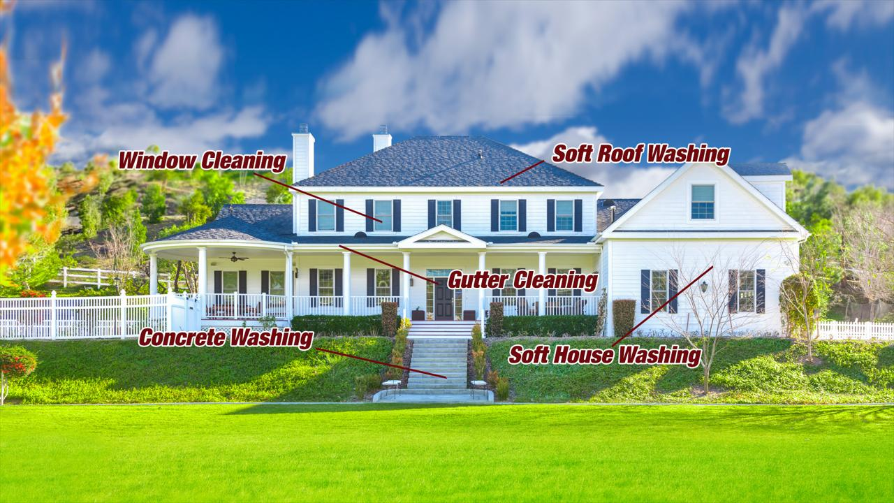 locally owned and operated residential and commercial pressure washing contractor