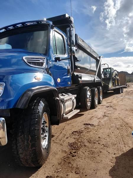 Remove years of road grime, grease, and oil from you commercial fleet and equipment.