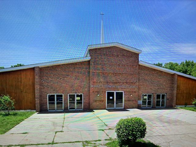 Featured Chruch: Mt. Lebanon baptist Church