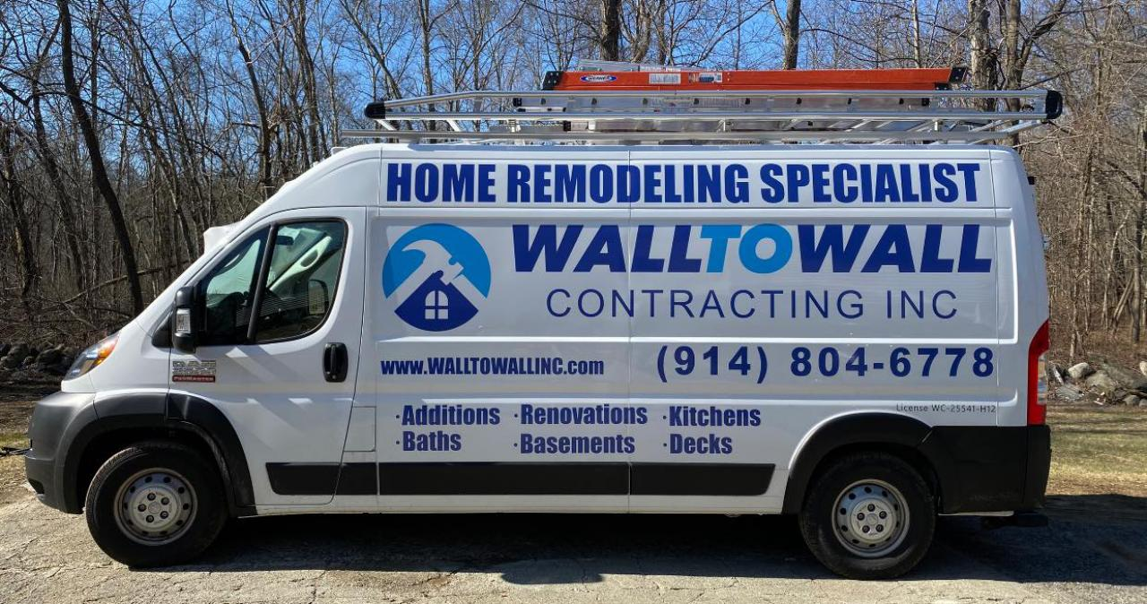 Wall To Wall Contracting Inc is proud to be a part of the Yorktown Heights, NY community and of the reputation we have built.