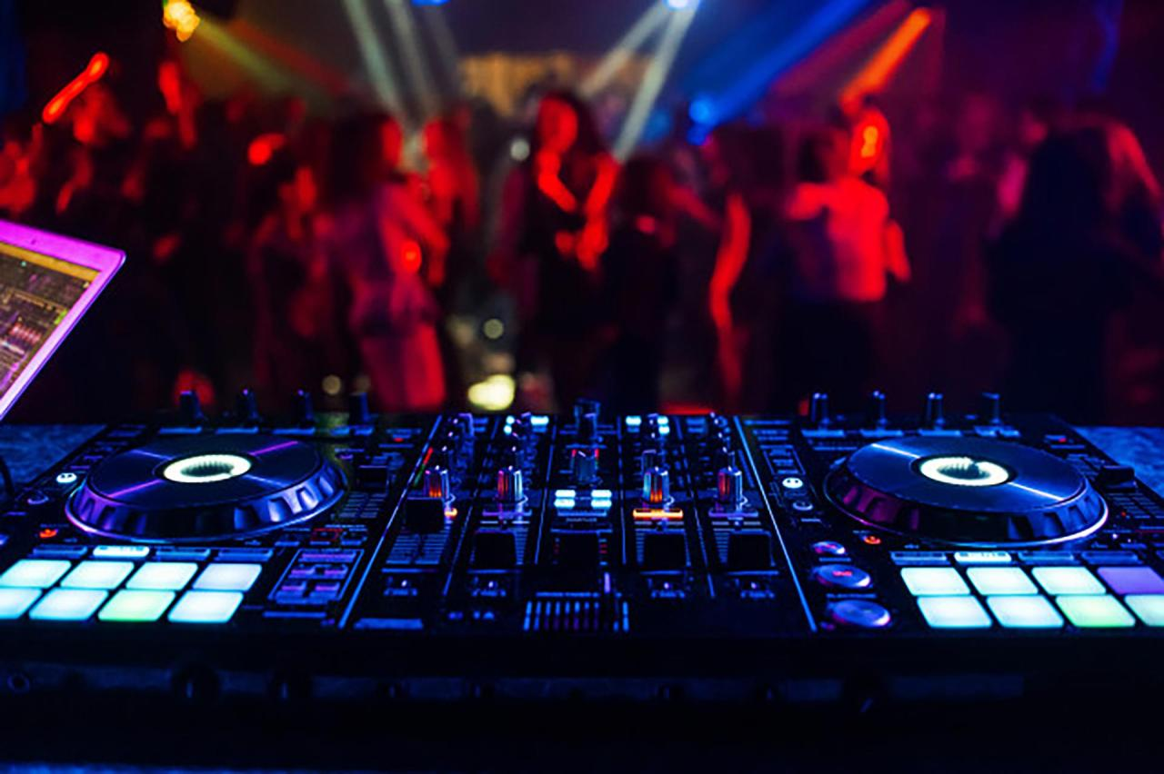 Night Club/Private Parties