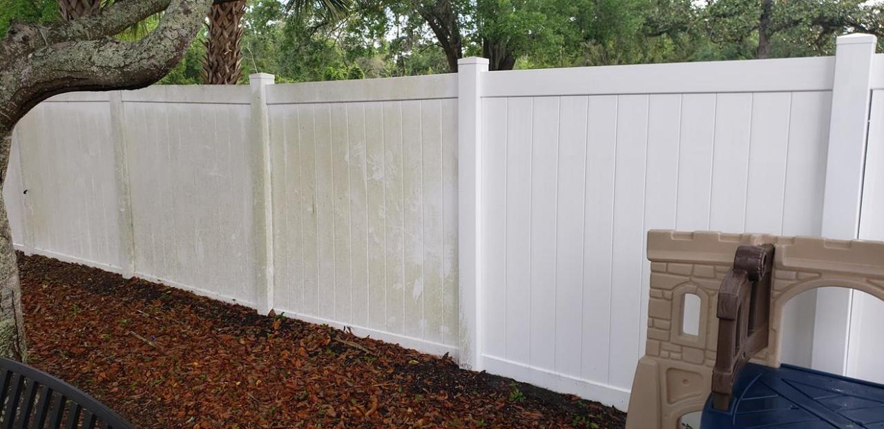 Deck & Fence Restoration
