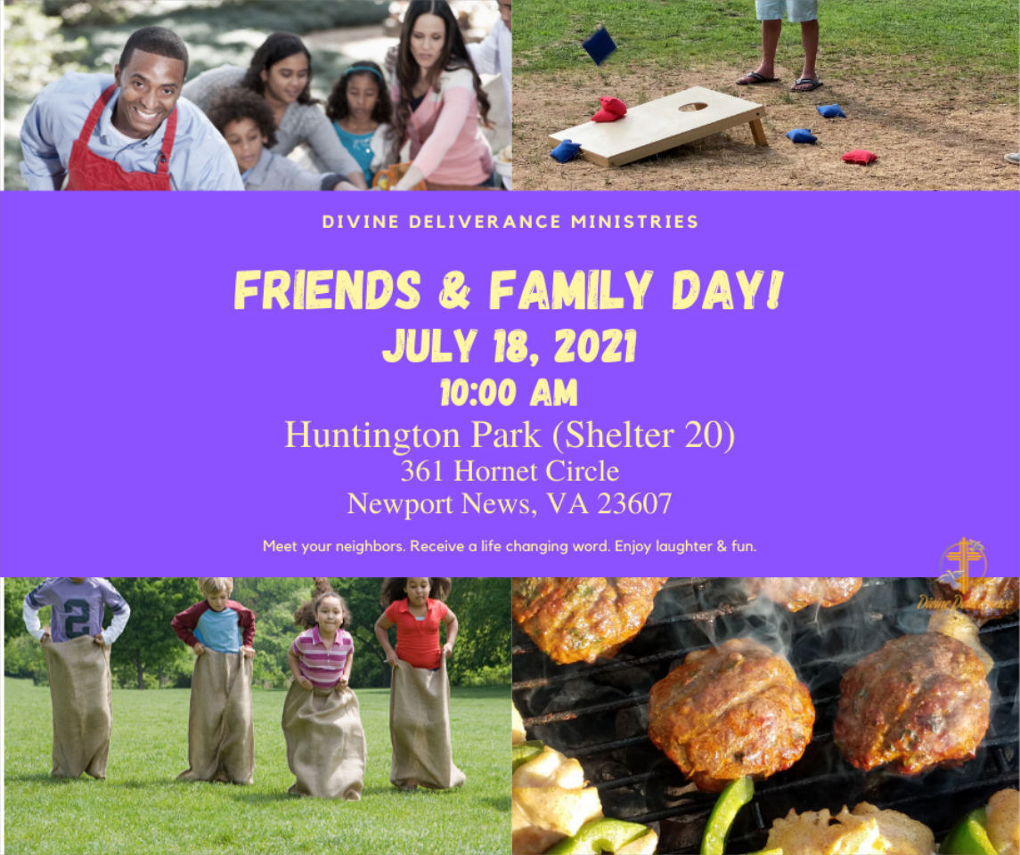 DDM Family and Friends Day