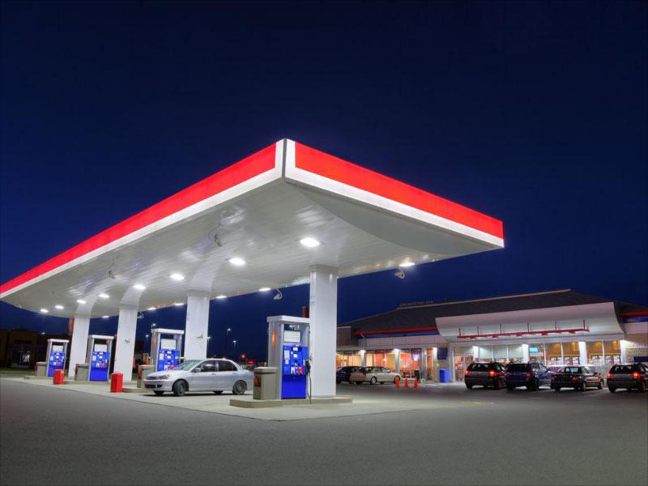 Gas Station Power Washing and Exterior Cleaning Services