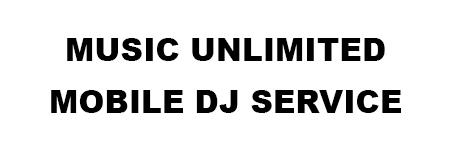 Music Unlimited Mobile DJ Service