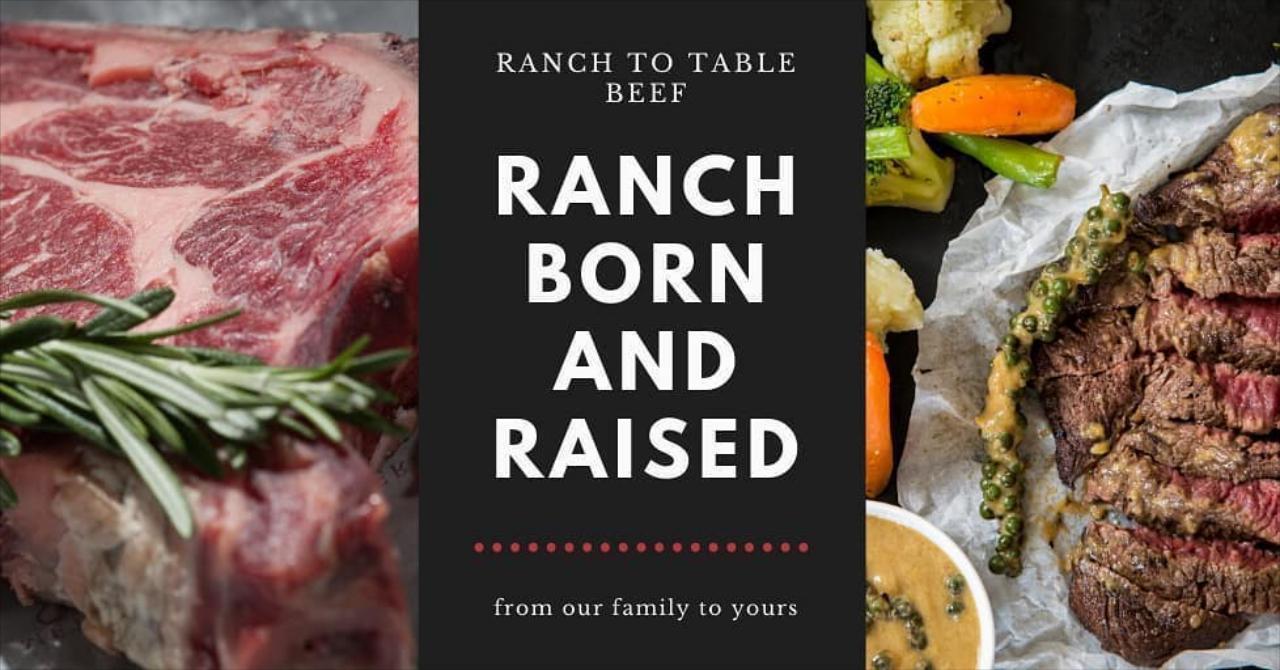 Forrest Ranch Beef LLC - Slaton, TX