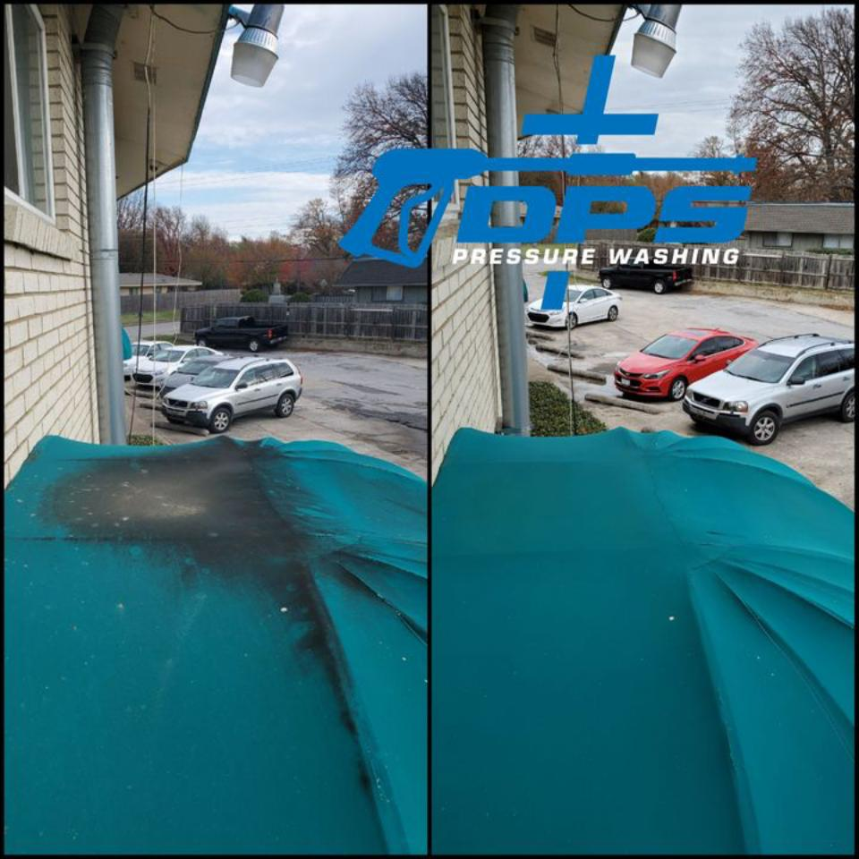 General Exterior Surface Cleaning