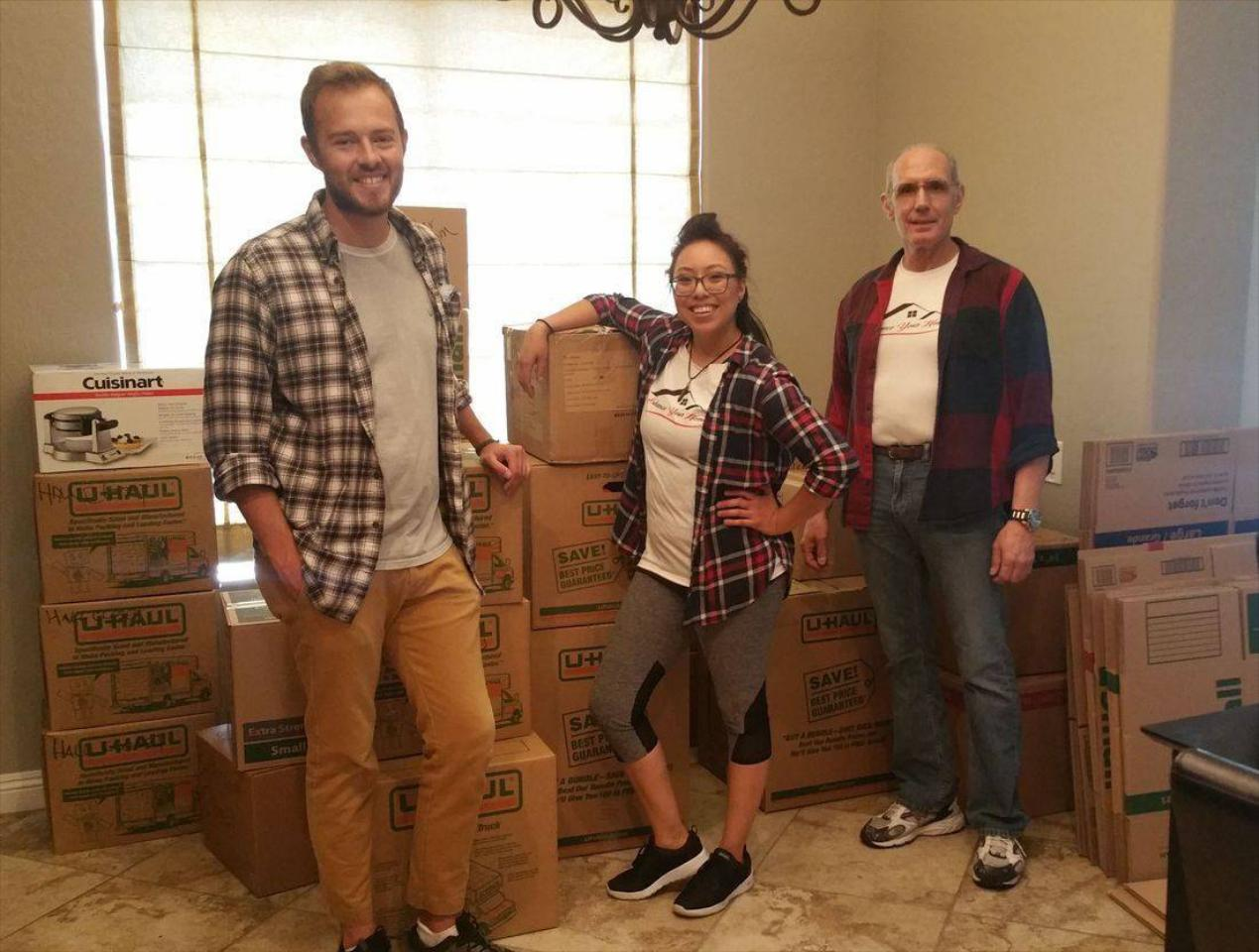 Selling your Home & Moving Soon?  Are you Downsizing?  Need some extra Help to Unpack?