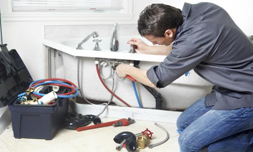Water Line Plumbing and Repair