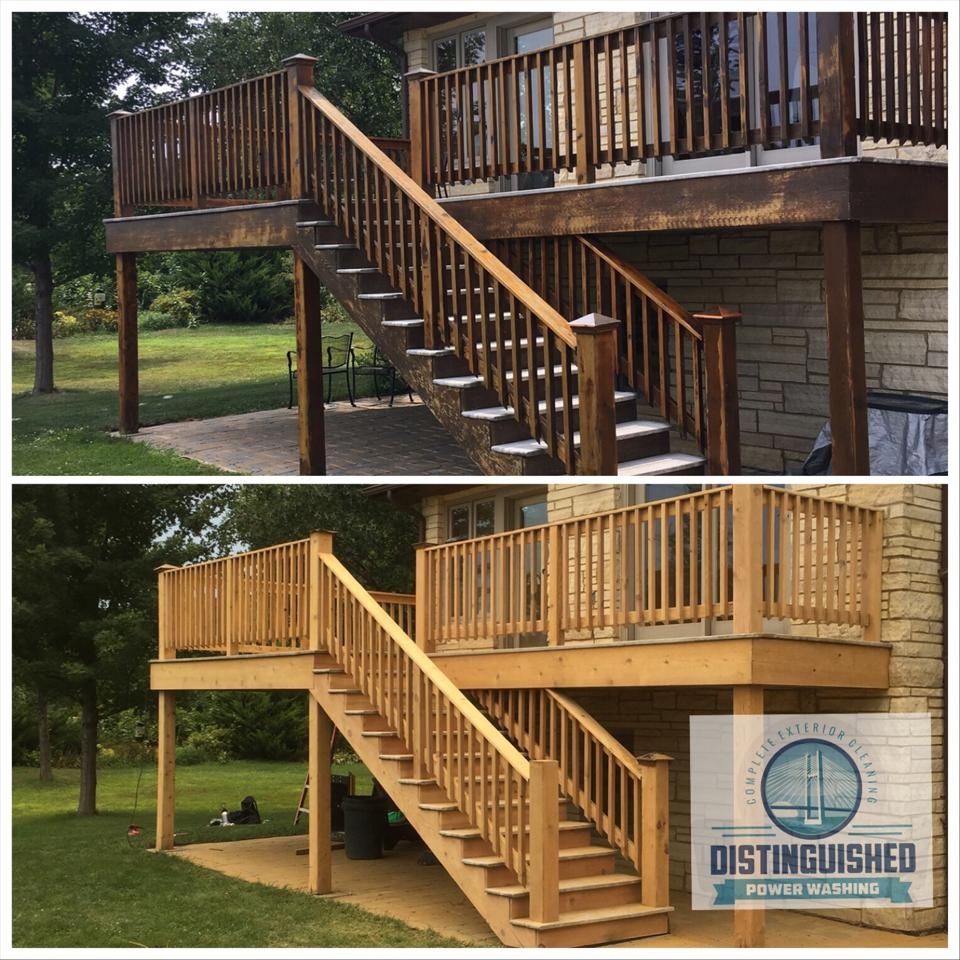 Are your exterior surfaces looking a little dull and dingy? Need to spruce up your outdoor living areas? Exterior Cleaning in the Quad Cities