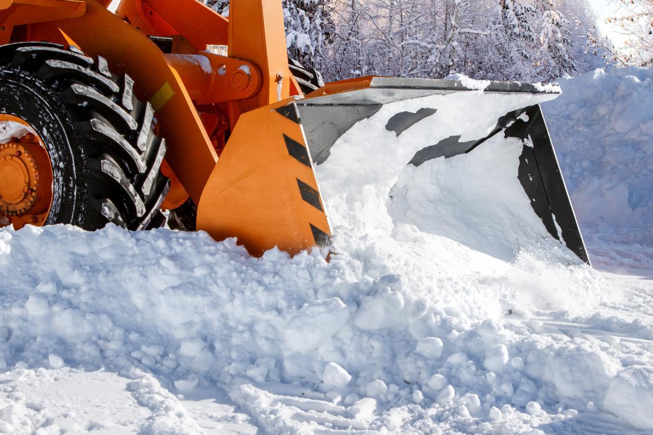 Martin Snow Plowing