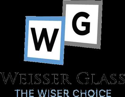 Weisser Glass