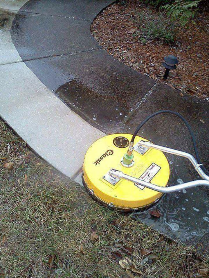 Pressure Washing In Fort Myers Surface Cleaning Power