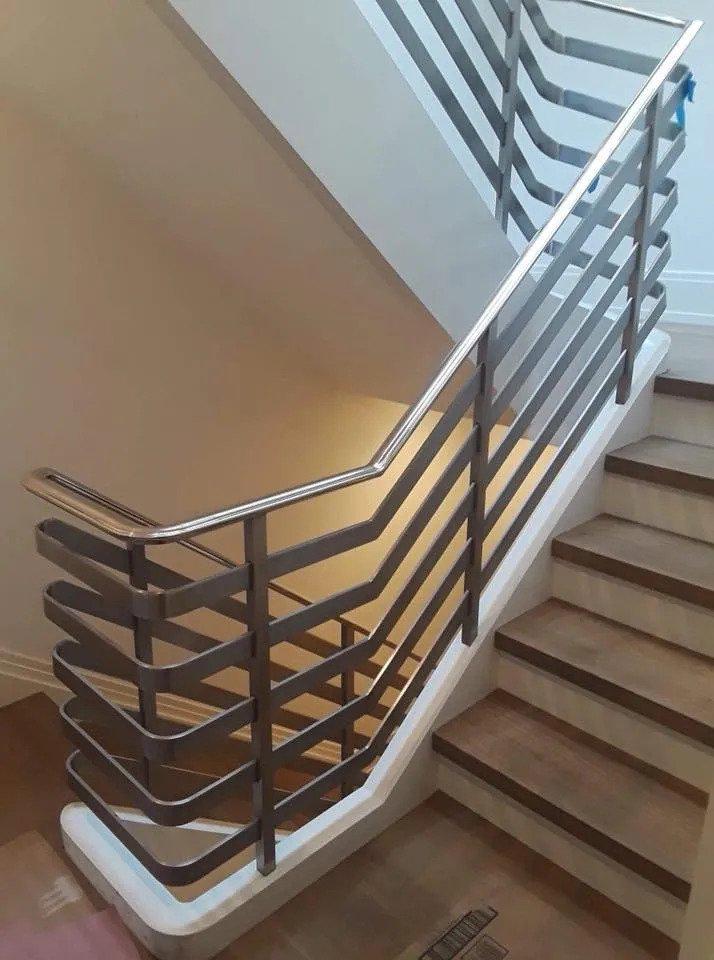Residential &Commercial  Custom Handrails
