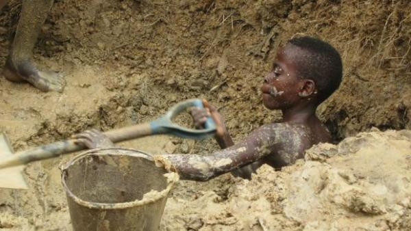 Stop Child Labor (Inequality and Social Injustice)