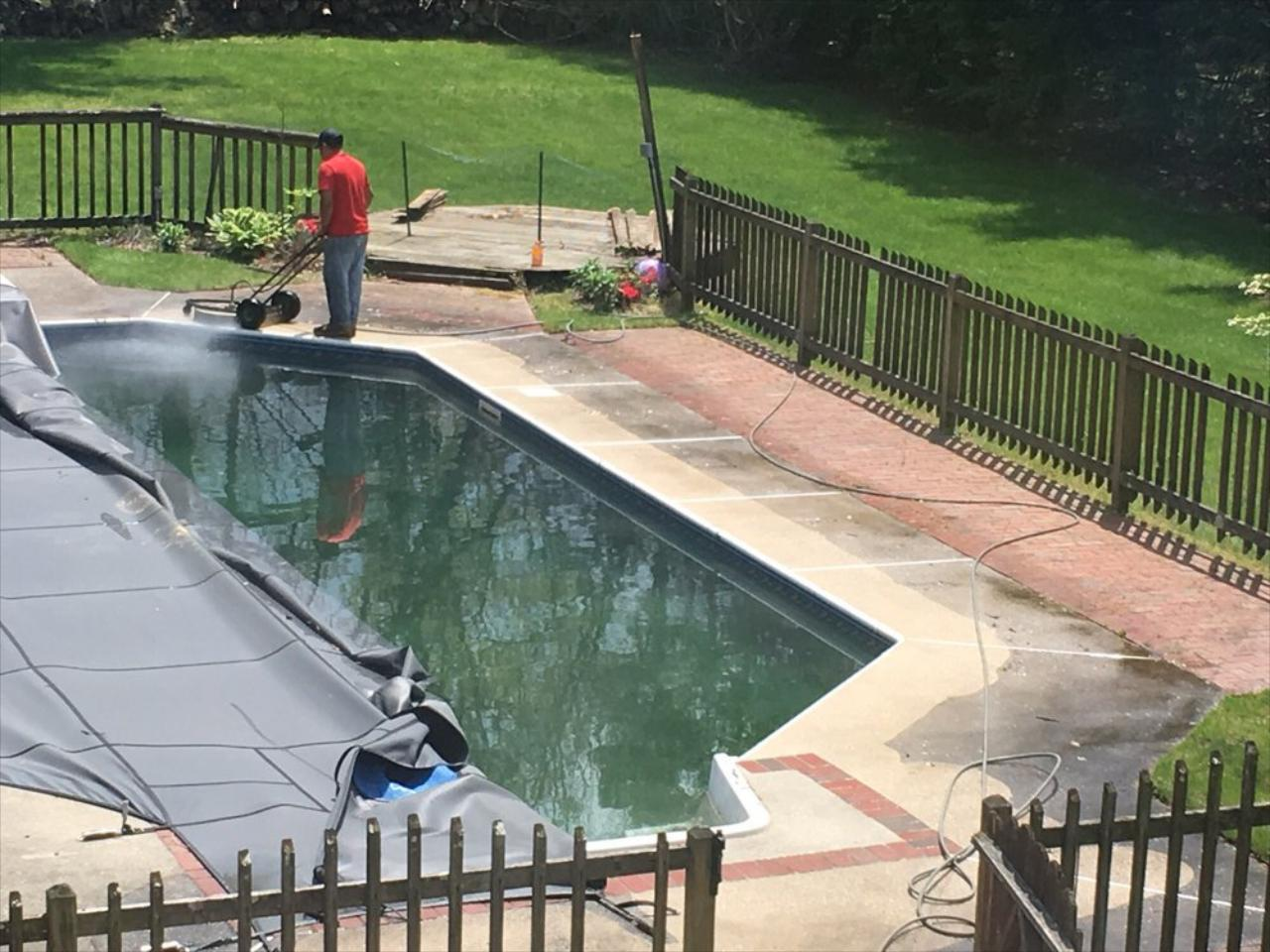 Are your exterior surfaces looking a little dull and dingy? Need to spruce up your outdoor living areas?