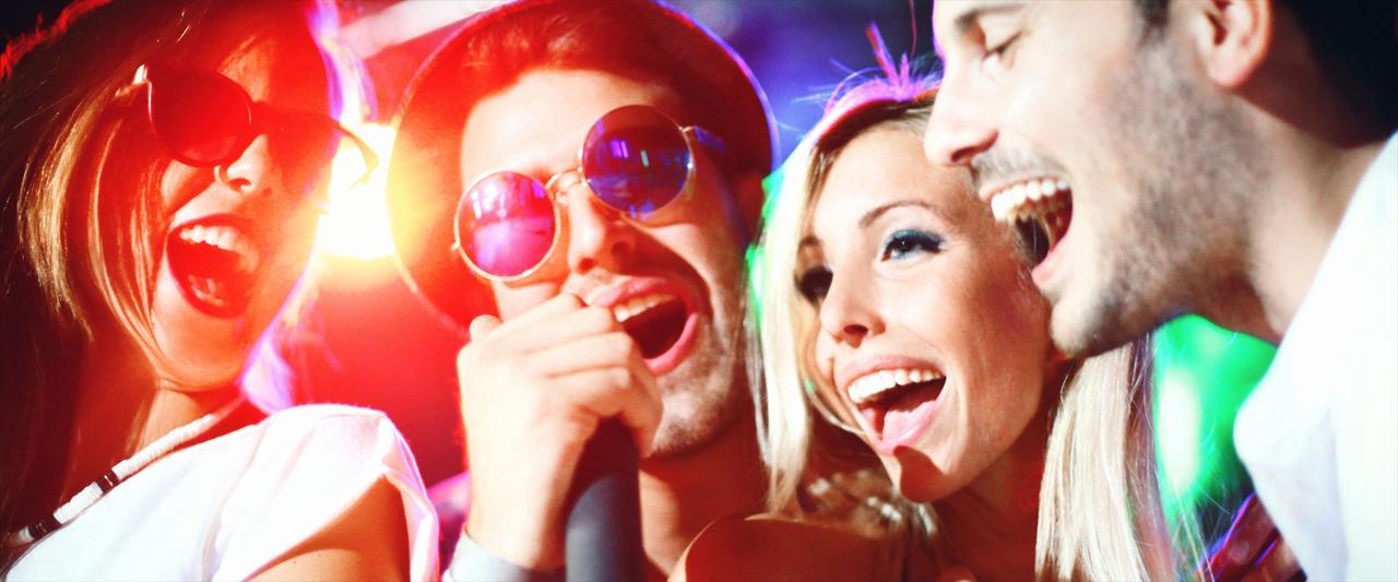 Friday - Karaoke Night