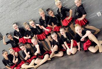 Petite Elite6 -9 Year Old Competition Dance Team