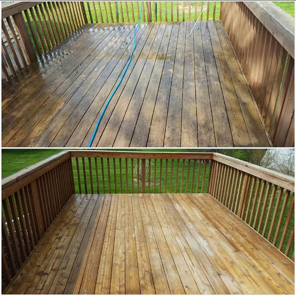 We offer exterior cleaning, pressure washing, and power washing in Rock Island, IL