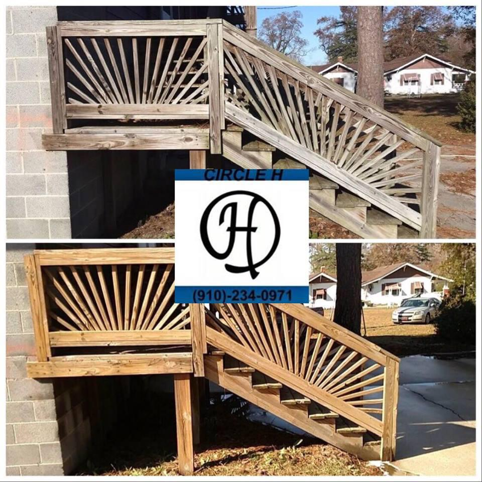 Restore the natural beauty of your wood or composite fences and decks.