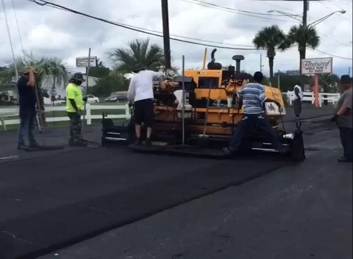 JPG Asphalt brings the experience and the right equipment for all types of paving projects