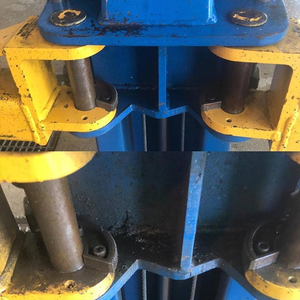 Professional Machinery and Equipment Pressure Washing