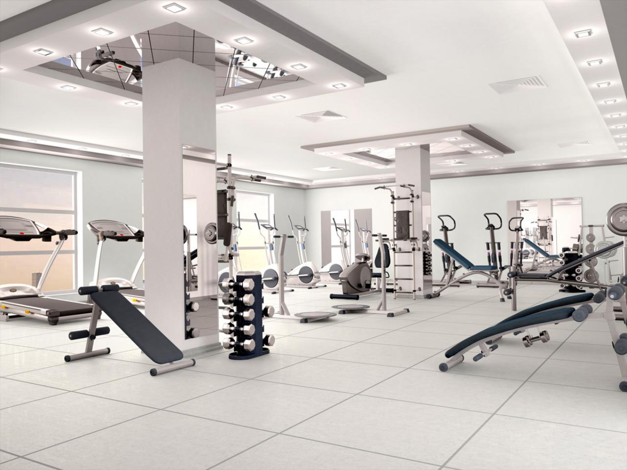 DCC will work with you to make a customized cleaning plan to clean your Fitness Center.
