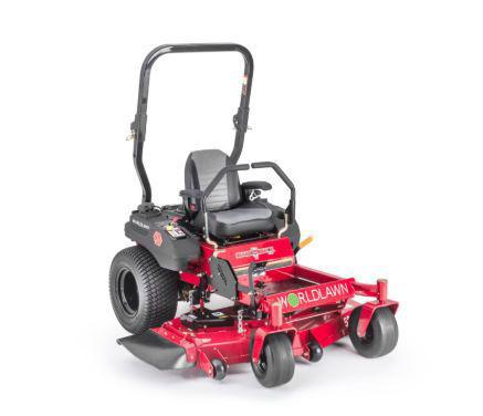 Worldlawn Diamond Back Mowers