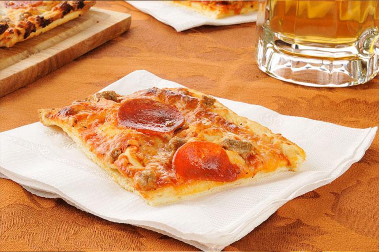 Free Pizza - Every Monday!