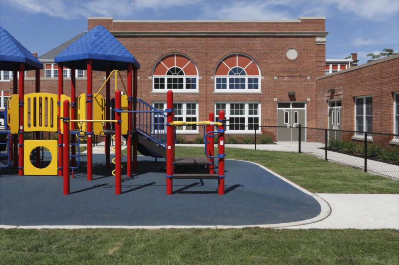 Schools, Playgrounds & Parks
