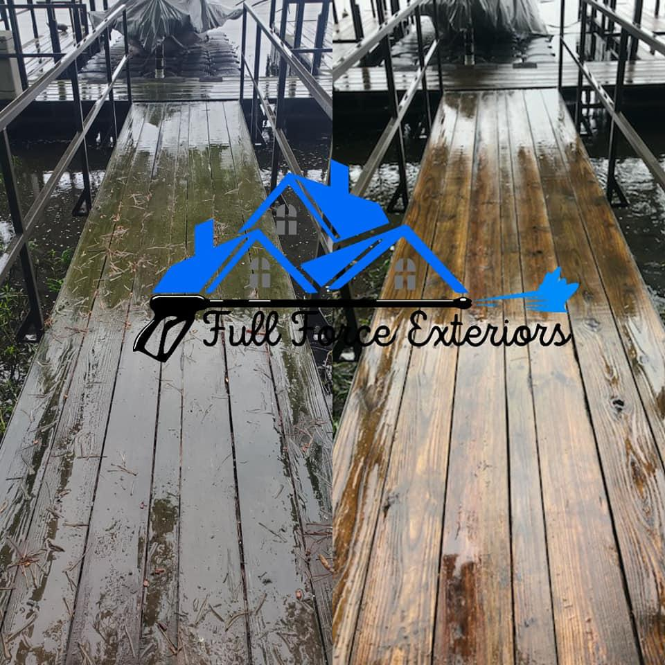 We Can Keep Your Dock Clean