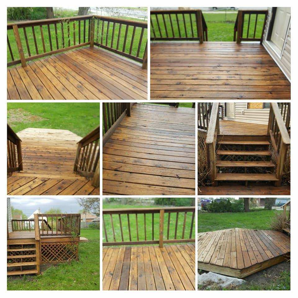 Deck & Fence Restoration