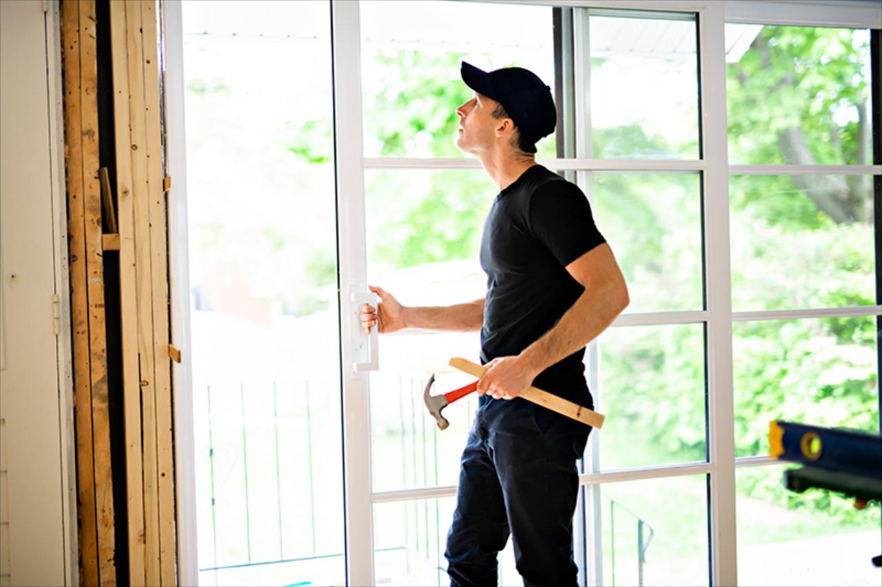 Siding & Door Repair