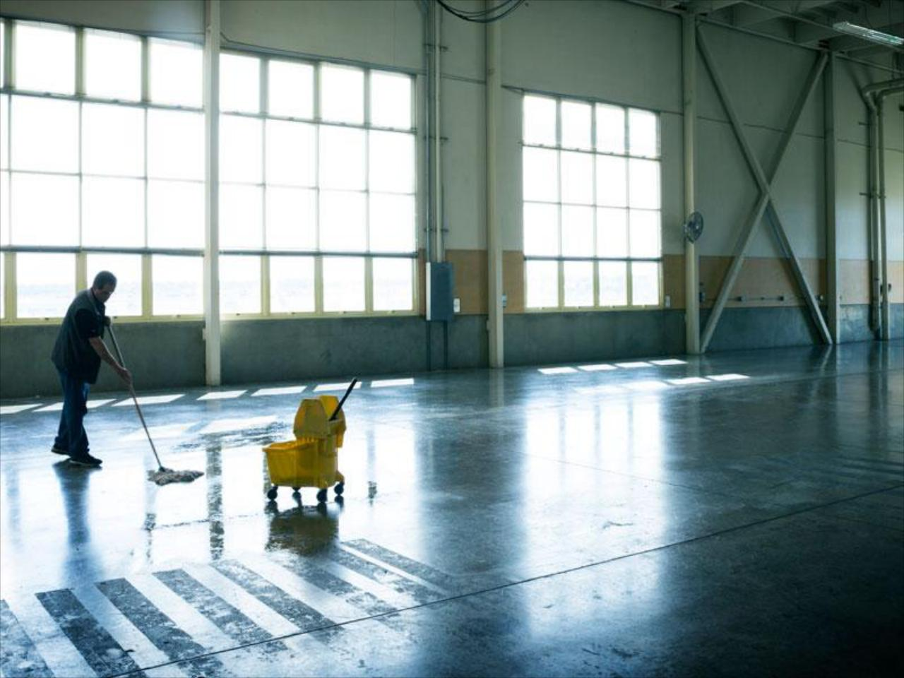 We Clean Many Types of Commercial Businesses