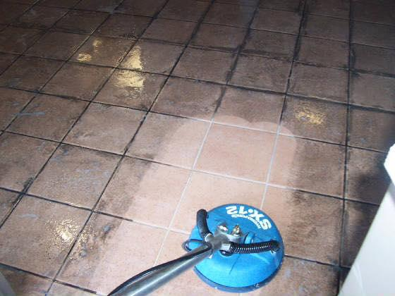 Ceramic Tile and Natural Stone Cleaning