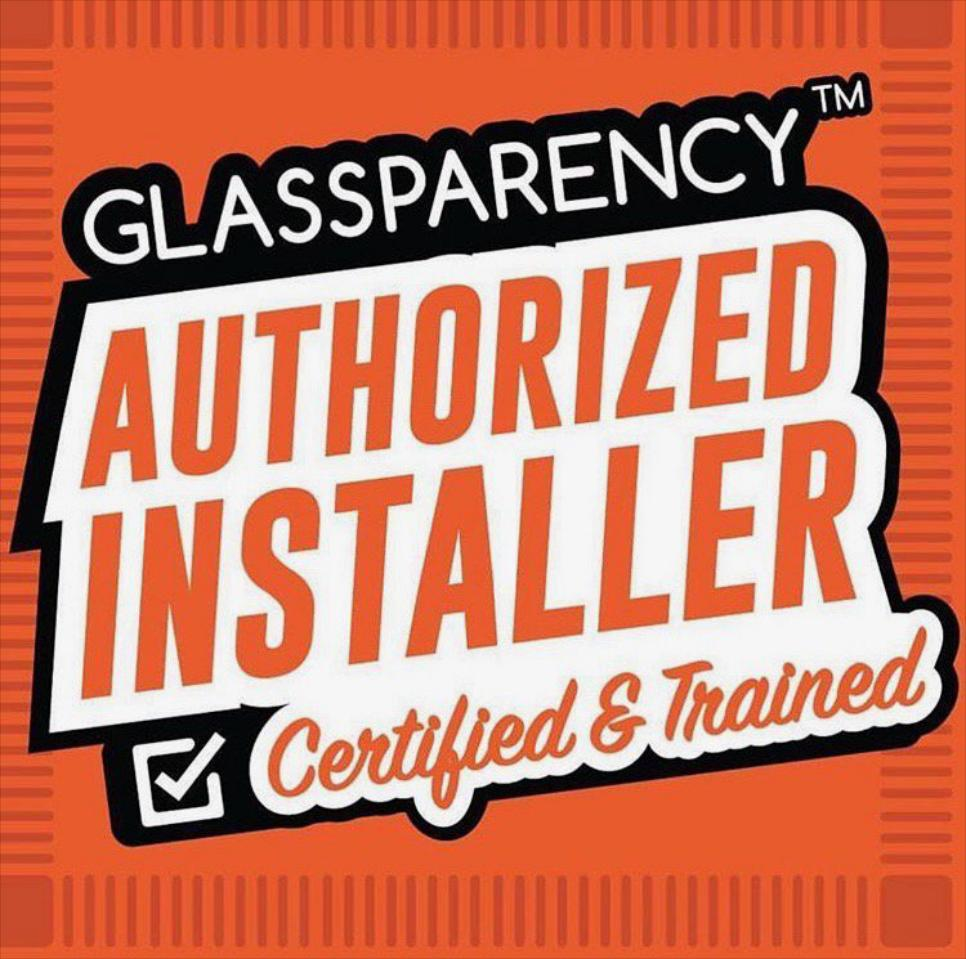 We Are Glassparency Certified