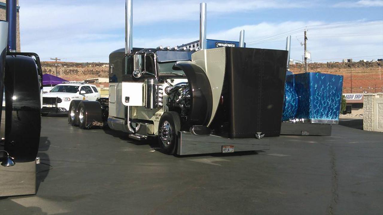 Mobile Service Trucks
