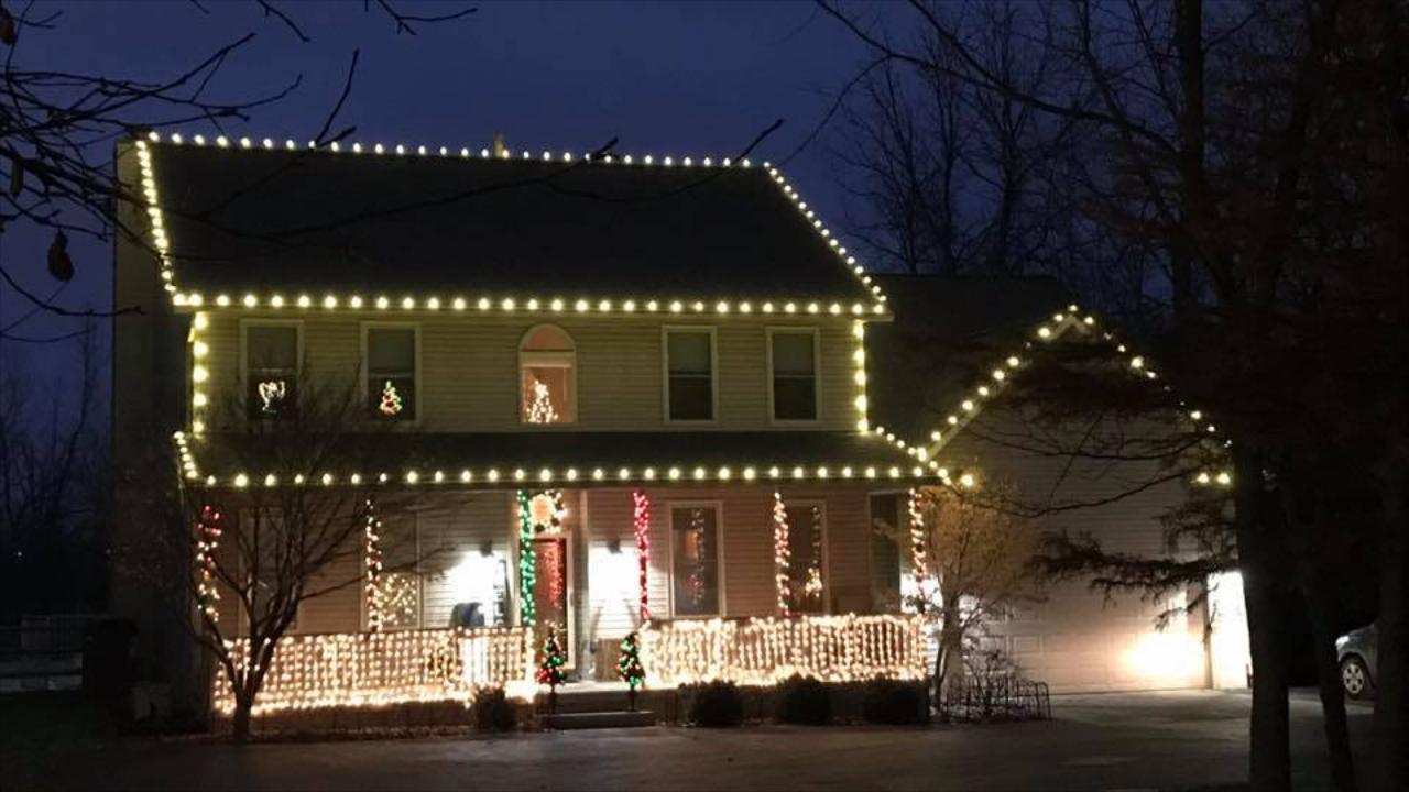 Christmas Light Design & Installation