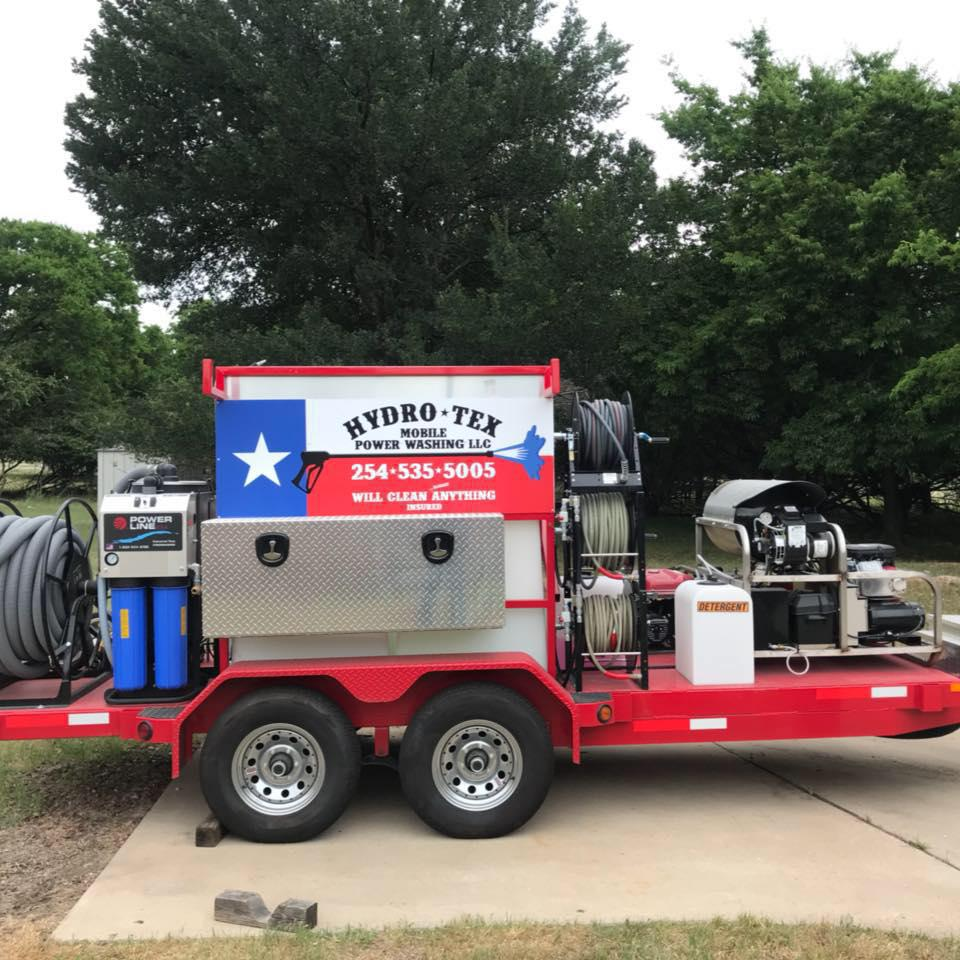 About Hydro Tex Mobile Power Washing Company In Belton Tx