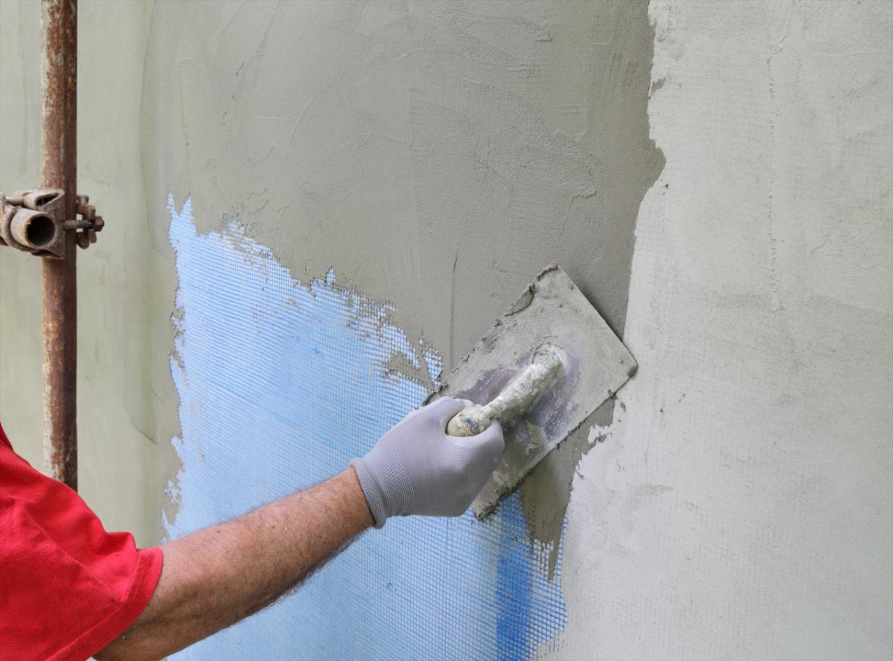 Stucco Repair & New Stucco
