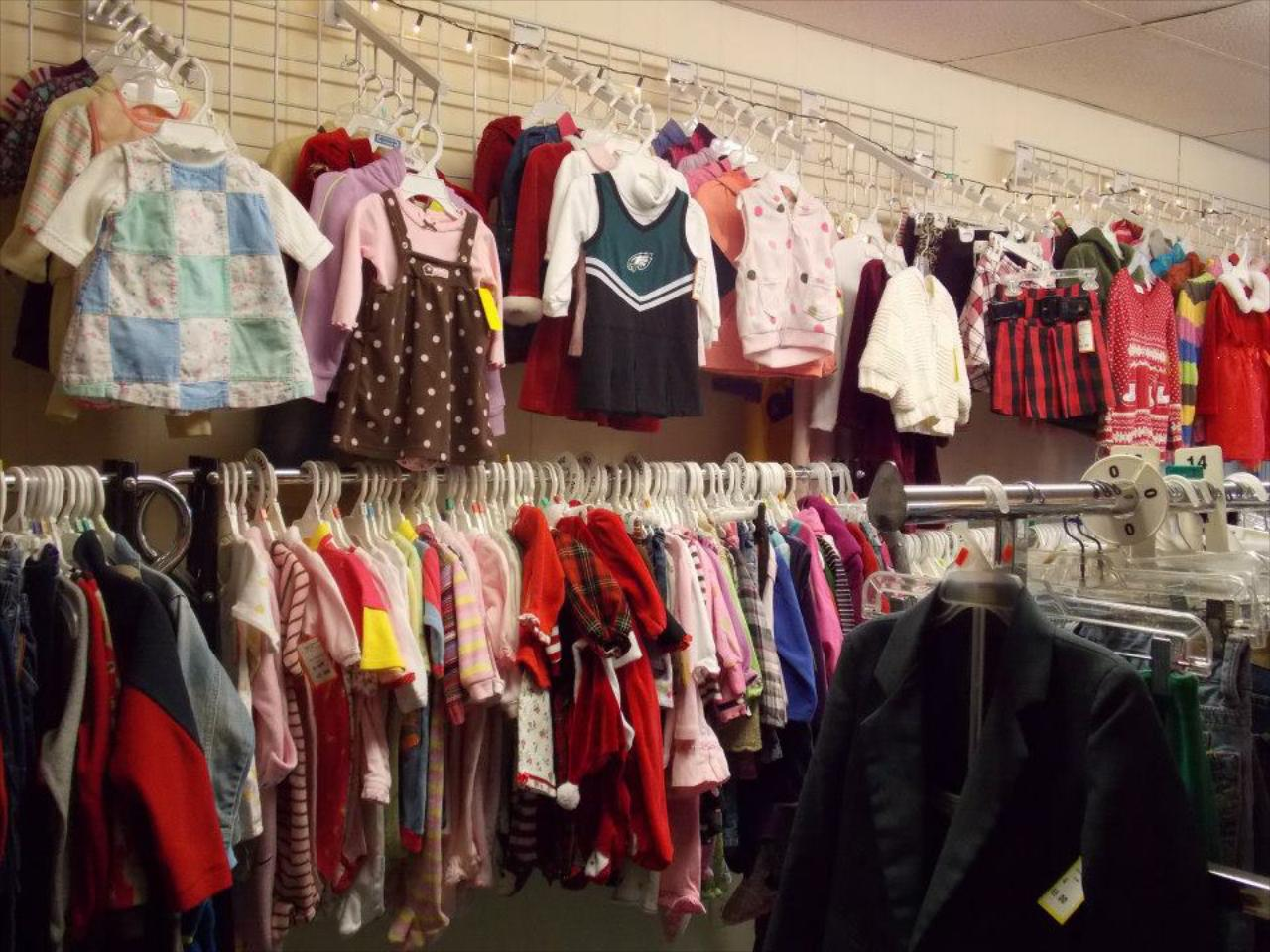 Save On Top Children's Fashions