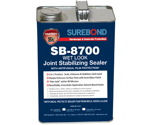 SB-8700 Wet Look